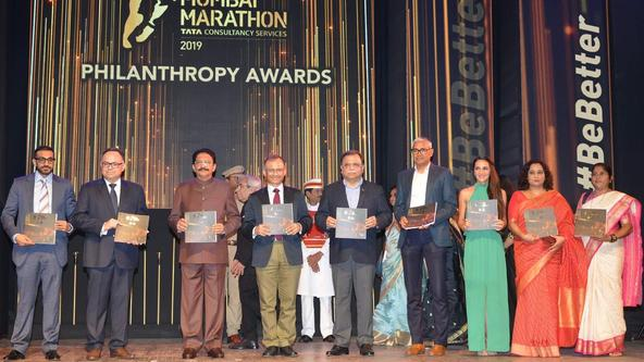 Tata Mumbai Marathon 2019 sets new Charity Record, raises over Rs. 40 crores