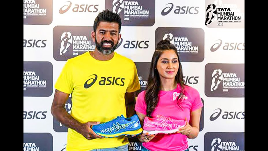 TMM 2020 ASICS Race Day Tee Launch