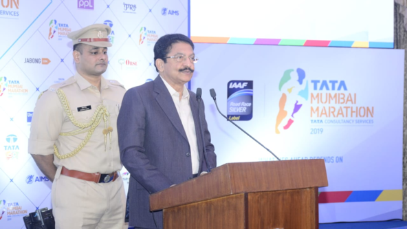 Tata Mumbai Marathon 2019 - Launch Photos
