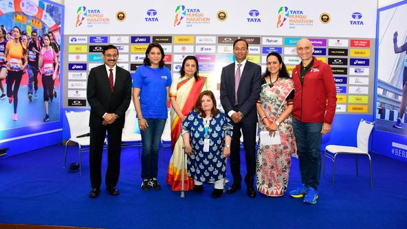 Tata Mumbai Marathon 2020 shatters multiple charity records Participation of a record 291 NGOs, 204 Corporates and  14,000 runners, raising INR 33 cores pre-race day for charity