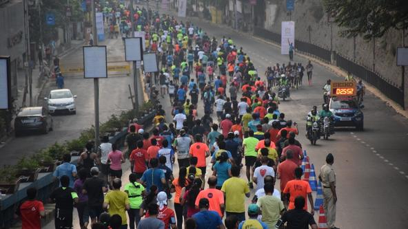 The Tata Mumbai Marathon has been steadily building a culture of health and fitness in India.